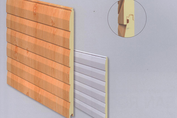 Outside wall PU Panel